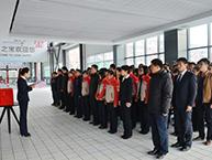 """""""浓浓爱心 情暖中鑫""""――太原店为段培文组织捐款"""