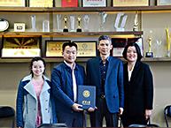季卫东校友捐赠清华大学星火计划