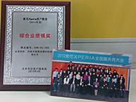 raybet雷竞技客服科技获索尼Xperia客户服务(2011年度)综合业绩银奖